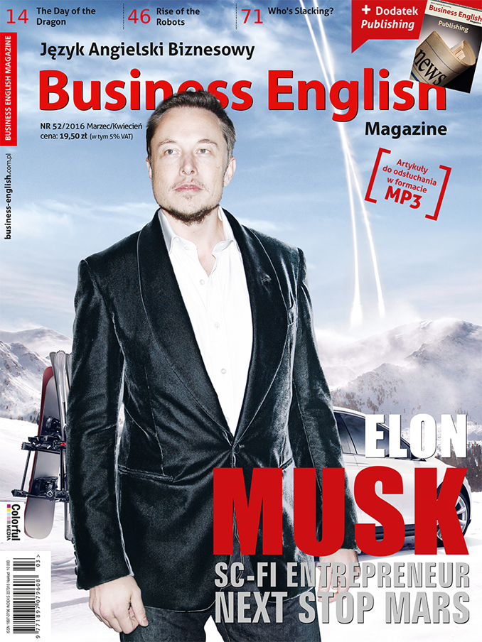 Business English Magazine nr 52