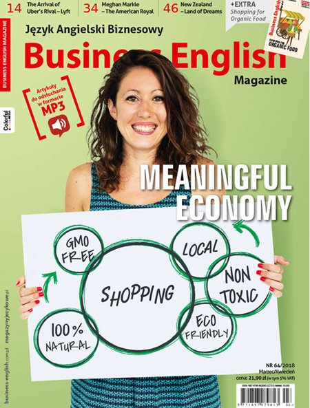 Business English Magazine nr 64
