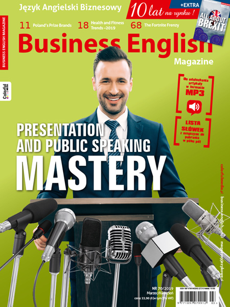 Business English Magazine nr 70
